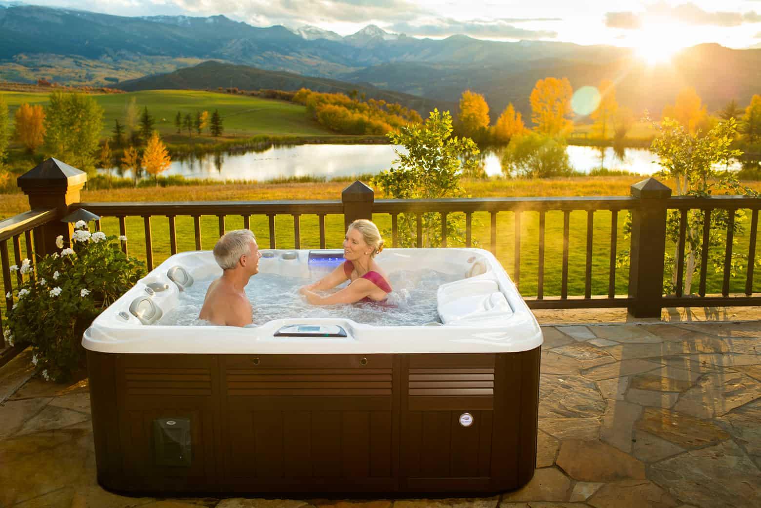 hot tubs spas
