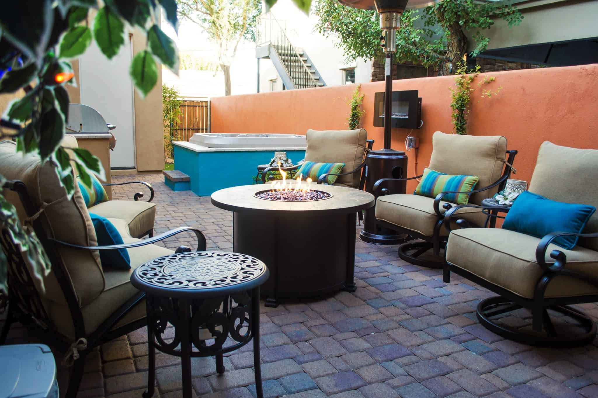 Imagine Backyard Living
