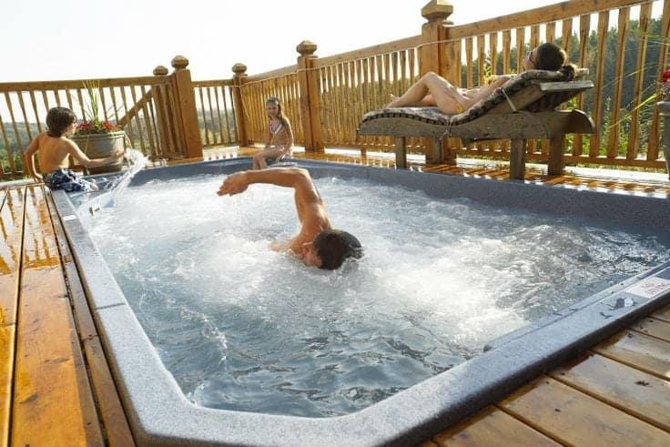Imagine Backyard Living Hot Tub Spa Jacuzzi Sundance (26)