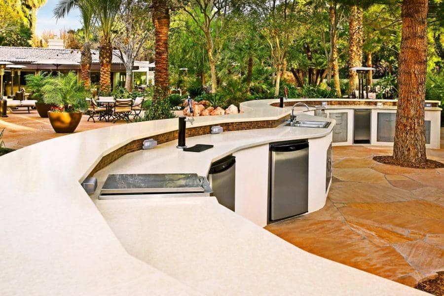 Imagine Backyard Living Hot Tub Spa Jacuzzi Sundance installation